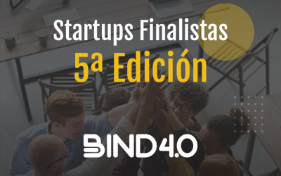 ITERA TÉCNICA was a finalist of the BIND 4.0 fifth edition, an acceleration program for innovative startups in the field of Industry 4.0.